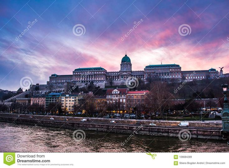 Photo about Buda Castle is the historical castle and palace complex of the Hungarian kings in Budapest. - 106684289