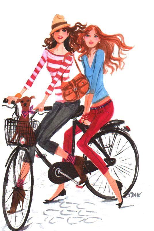 Велосипед дамы ретро порно