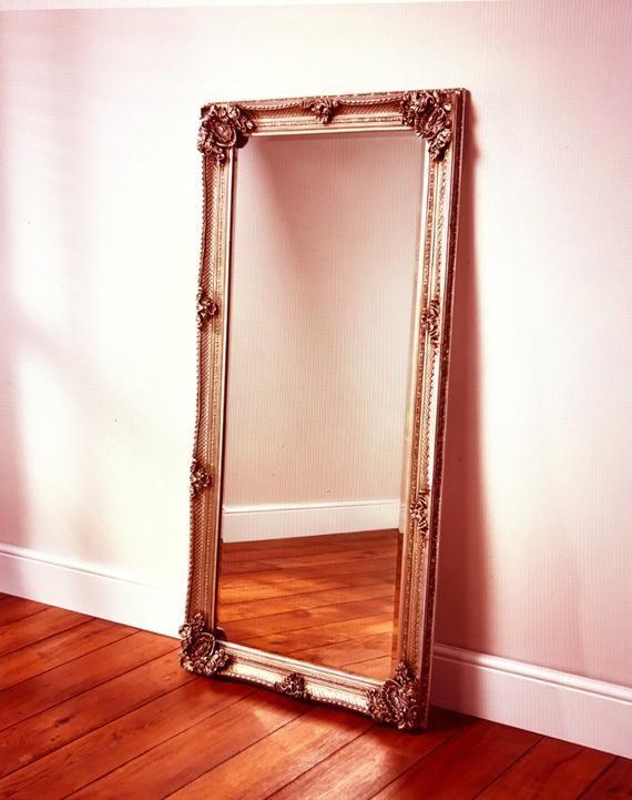 Omg Stunning Copper Mirrors Antique Baroque Rococo