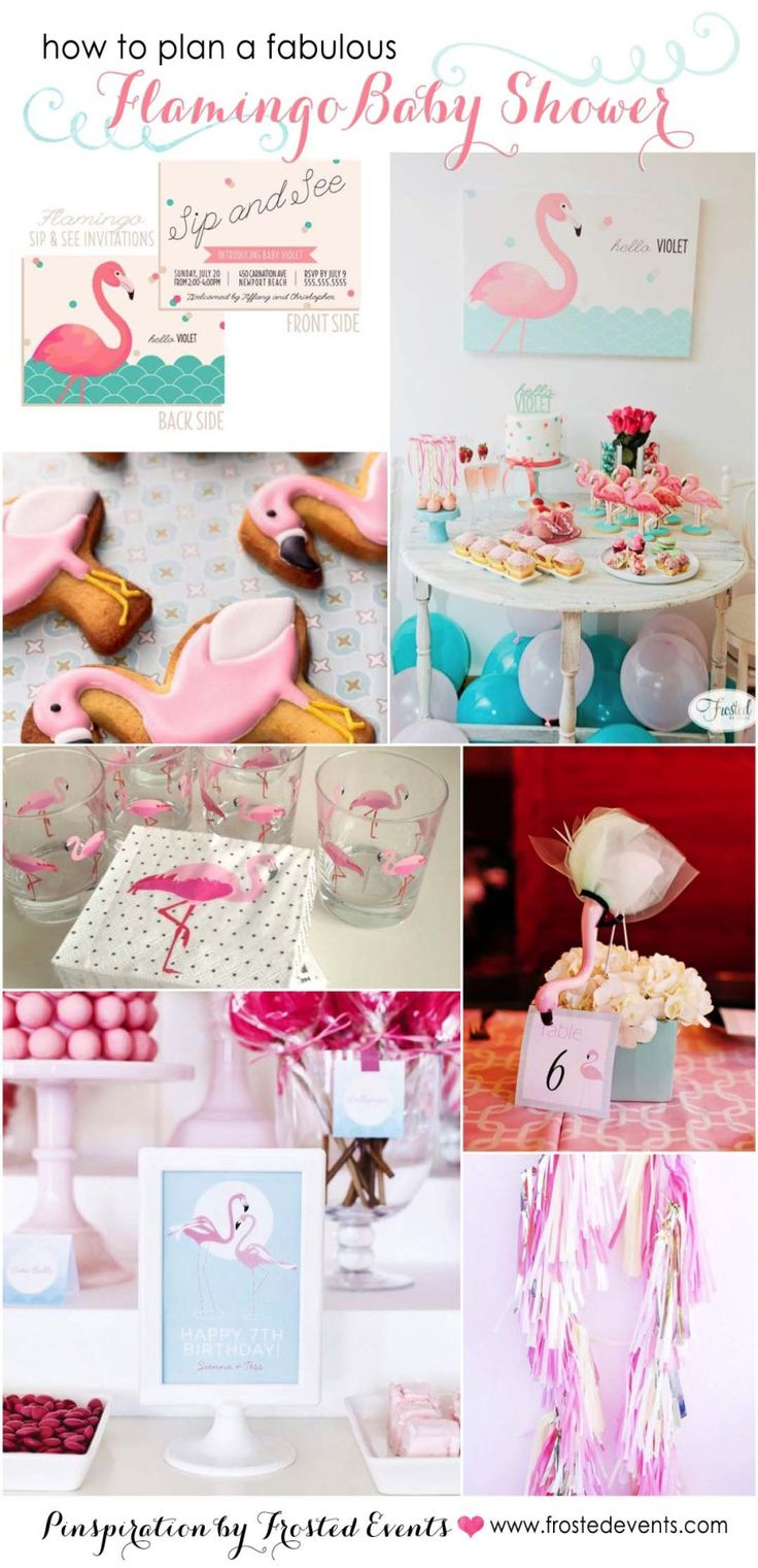to throw a fabulous flamingo theme baby shower flamingo baby shower