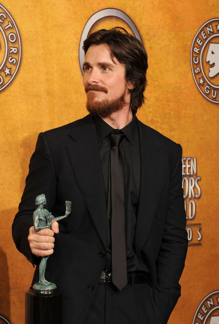 90 best christian bale images on pinterest christian bale movie christian bale winner of the best actor screen actors guild award for his performance nvjuhfo Image collections