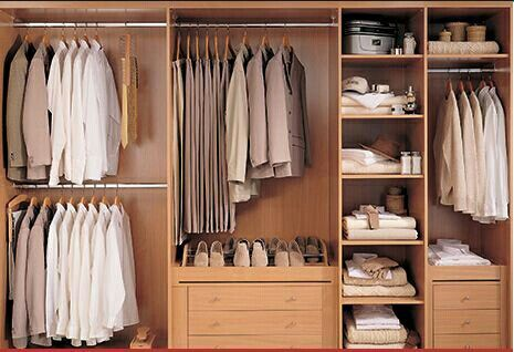 Husbands cupboard layout one day
