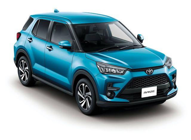 All Cars New Zealand 2020 Toyota Raize Toyota Raize Newcar Toyota New Cars All Cars