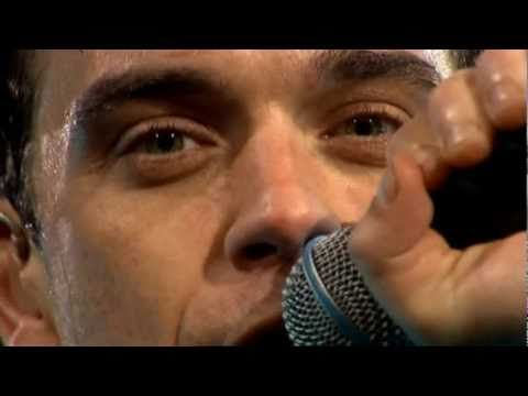 Robbie Williams - Feel - Live at Knebworth - YouTube