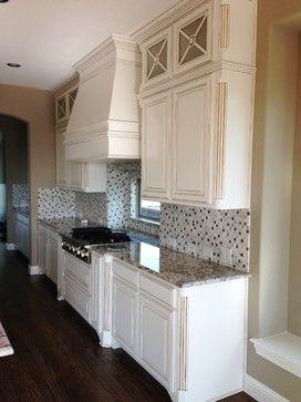 Dark Wood Floor Kitchen Design Ideas, Pictures, Remodel, and Decor