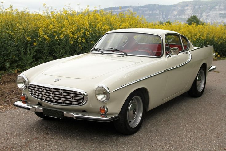 Volvo P1800 S Coupe ~ Used Car Values