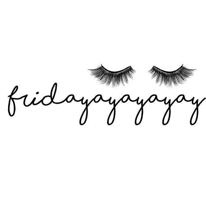 What are your weekend plans lash beauties?!