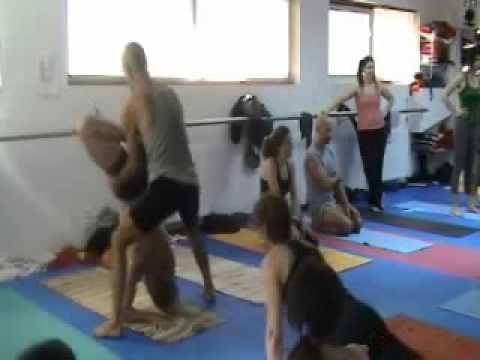 Ashtanga Yoga Practice Level B   Teacher Training by Jean Claude Garnier
