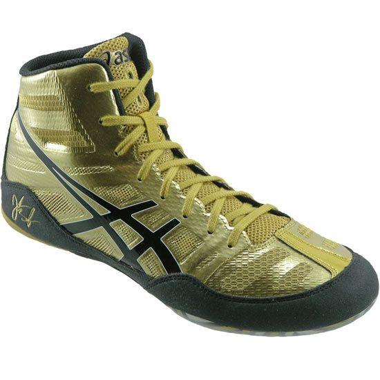 ASICS Jordan Burroughs JB Elite Wrestling Shoes