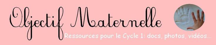 """Les """"Boîtes à mots"""" - Mise en œuvre - Objectif MaternelleObjectif Maternelle"""