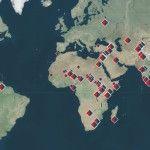 Mapa de conflictos por los recursos naturales