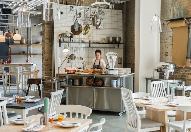 Best Brunches in London | Grain Store: http://magazine.hg2.com/the-eight-best-brunches-in-london/