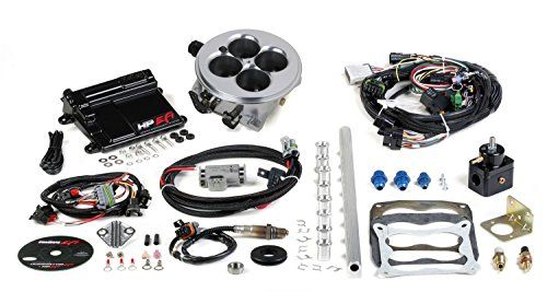 &&  Holley 550-501 HP EFI Universal Retrofit Multi-Point Fuel Injection Kit