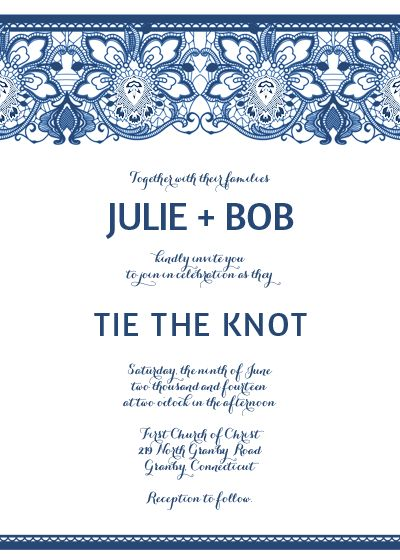 Lace Invitation Template For Burlap And Lace Weddings. For Customizations: Amazing Pictures
