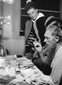 Jean VILAR et Gérard PHILIPE, 1951   photographie Sam LÉVIN © Ministère de la Culture - Médiathèque du Patrimoine