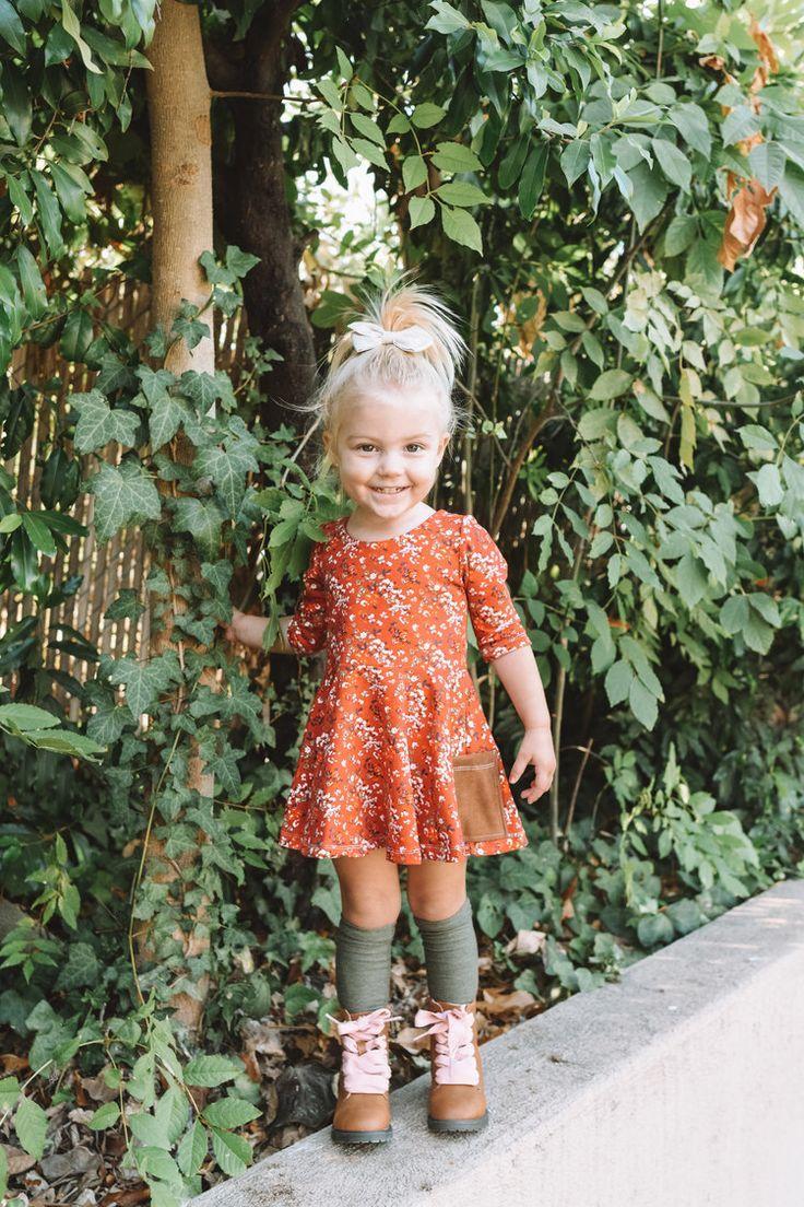 Cute Fall Toddler Clothes   Brooklynn & Grey — The Overwhelmed ...