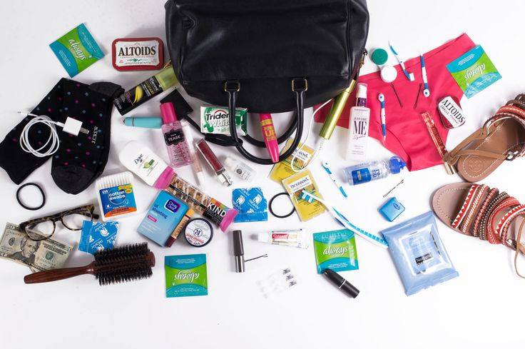 What 8 Single Women Pack In Their One-Night Stand Bags