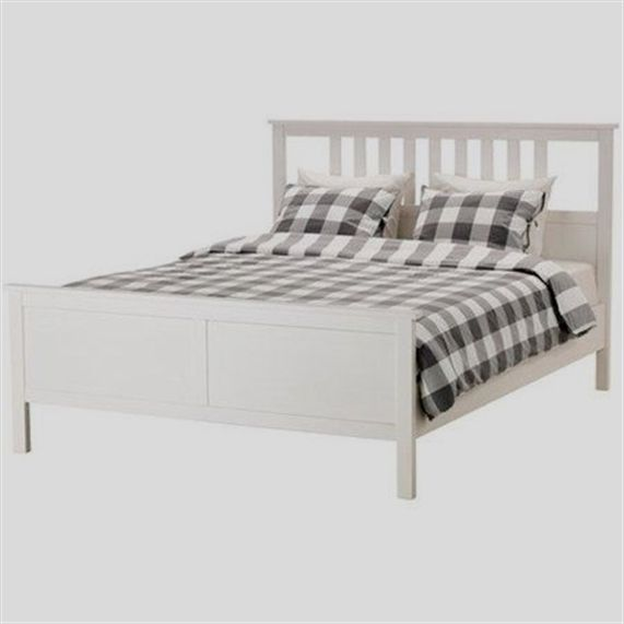 Home With Images Ikea Bed White Queen Bed Frame Queen Size