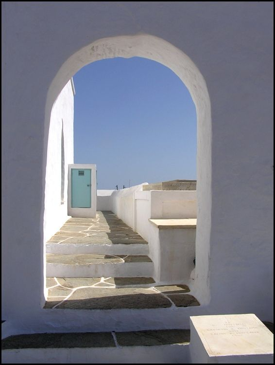 Lessons of geometry I - sifnos, Kyklades