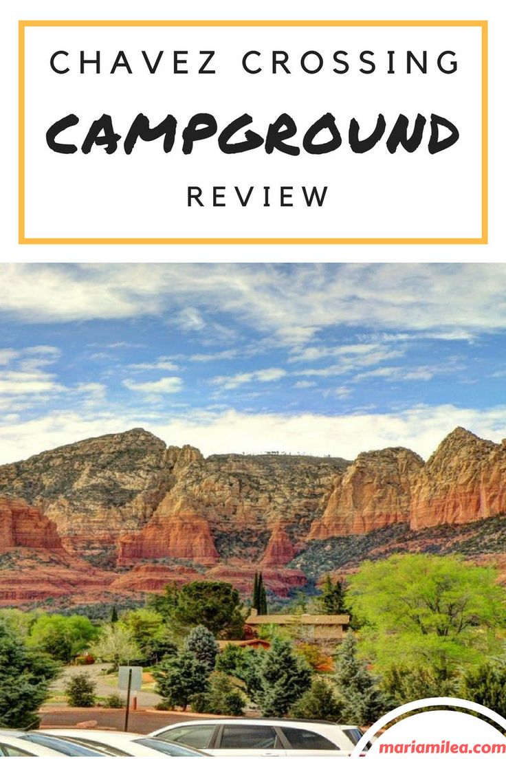 Thinking about going hiking in Sedona? Take a look at my review of the Chavez Crossing Campground.