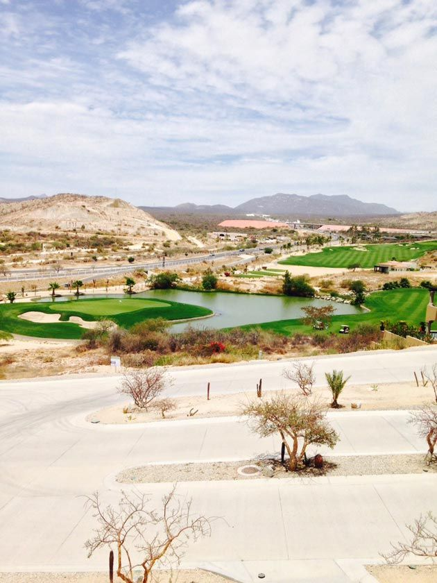 Live and Play Golf at Club Campestre