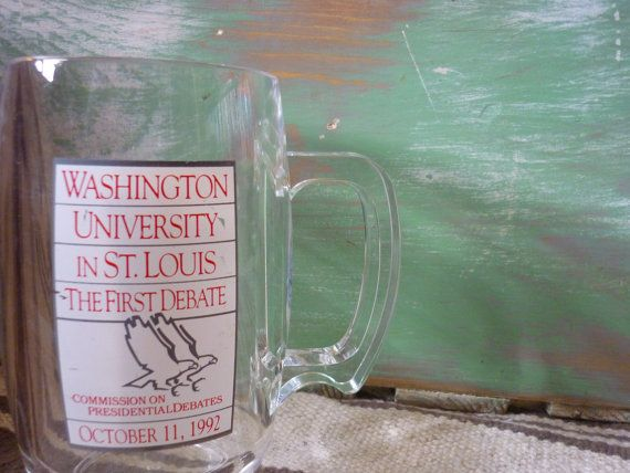Presidental Debate 93 Mug