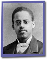 "Lewis Howard Latimer (1848-1928) became an engineer at the Edison Electric Light Company where he had the distinction of being the only African American member of ""Edison's Pioneers"" - Thomas Edison's team of inventors. While working for Edison, Latimer wrote Incandescent Electric Lighting, the first engineering handbook on lighting systems."