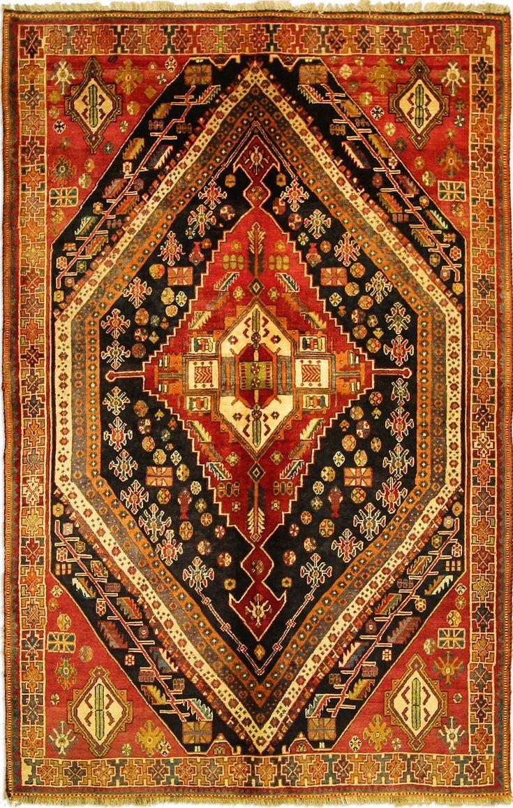 Oriental Qashqai Rug 249 x 162 cm,249 x 162 cm