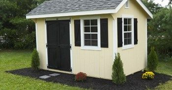 17 best ideas about barns sheds on pinterest lake house for Cost to build a playhouse