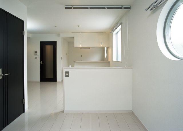 パナソニック耐震住宅工法テクノストラクチャーで建設されたアパート:洋室