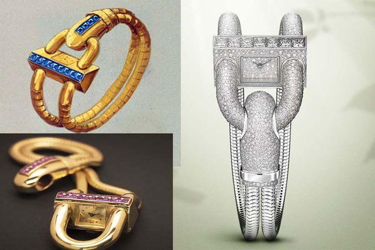 #SIHH2015 #Unusualshape #Watches : #Bugatti, #Cartier Crash, #Cadena #SIHHWatches #ladieswatches #bestof #handson #wristy #fashiongram www.LUXURYVOLT.com #diamonds #jewellerywatch #gold #pinkgold #luxury #poshlife #omega #graff #harrywinston #tiffanys #rings #newyear2015 #dailywatch #wristporn #bornrich #diva #horology #ladiesfashion #poshgurl #poshlife #elegant #love