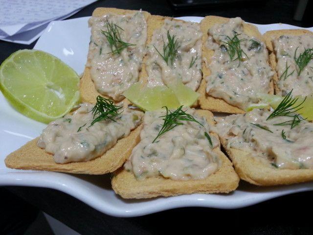 M s de 25 ideas fant sticas sobre comida para fiesta - Aperitivos de mariscos ...