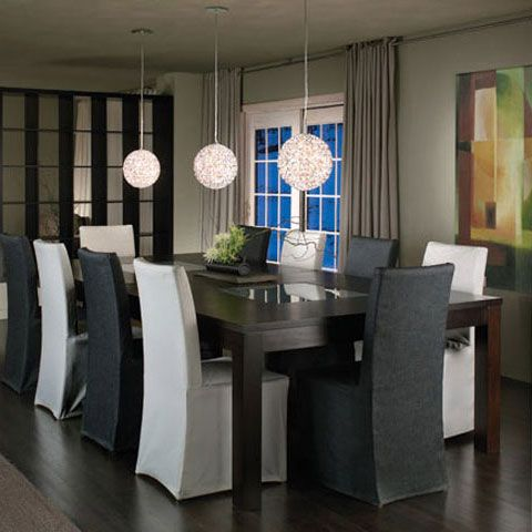 Da vinci suspension modern home design for luxury houses dining room lighting