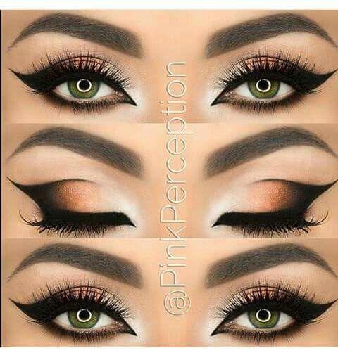 Arabian cat eye