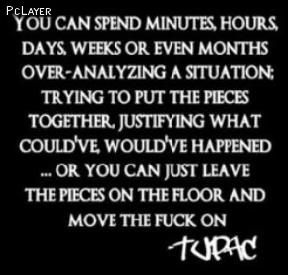 Will always love Tupac