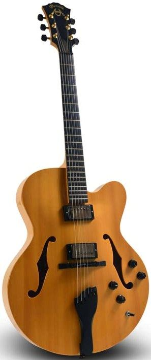 Martin CF2 Archtop Guitar --- https://www.pinterest.com/lardyfatboy/