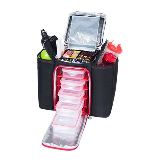 6 Pack Fitness Meal Organizer - Innovator 500 Hot Pink - Gear- Now thatu0027s a lunch box!  sc 1 st  Pinterest & 202 best Fitness- Compete! images on Pinterest | Physique ... Aboutintivar.Com