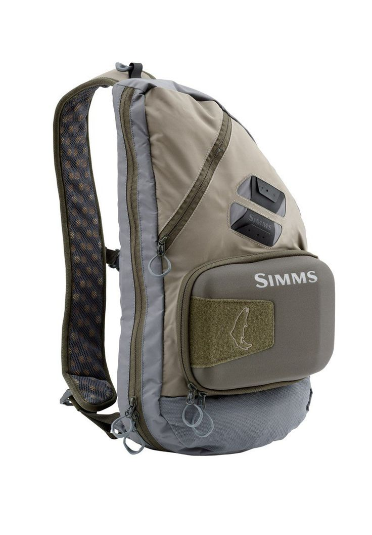 Headwaters sling pack simms fishing products for Fishing sling pack