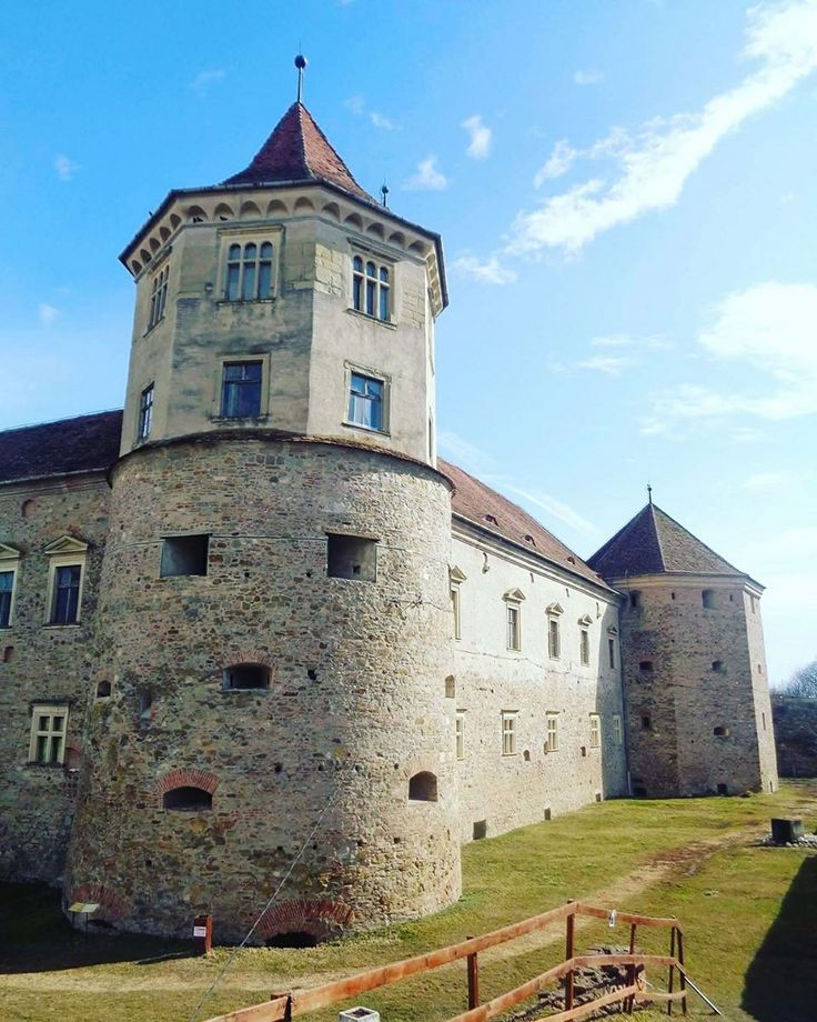 Hello from the citadel! This is where we will spend our weekend. #murmur #festival #romania #electronicmusic #live #love #music