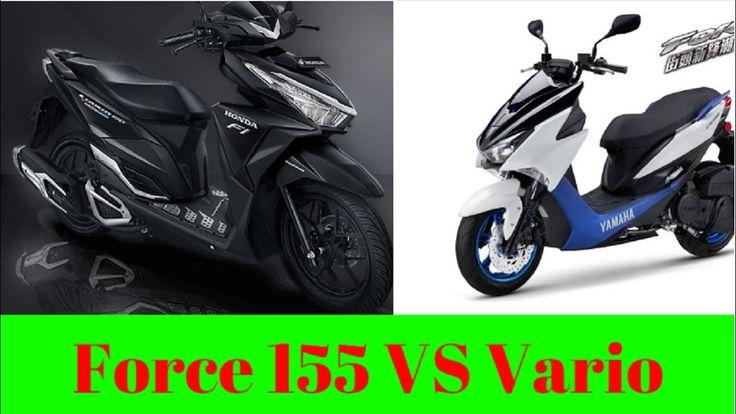 Ini LHO!! Spesifikasi Yamaha Force 155 Yang Digadang-gadang Menjadi Riva...