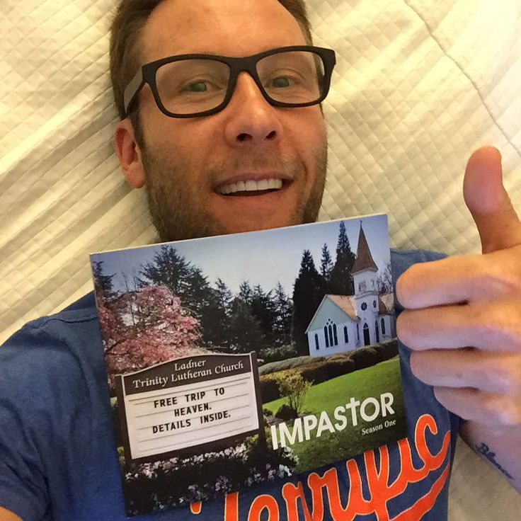 Michael never goes to bed without his personal IMPASTOR lookbook. Click to discover full episodes of Michael Rosenbaum in IMPASTOR on TV Land.