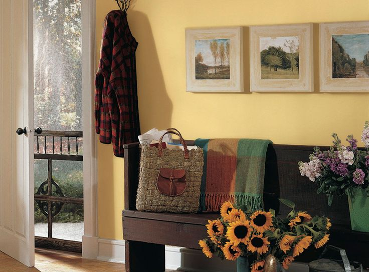 Warm Shades Of Green : Ideas about dutch boy paint colors on pinterest