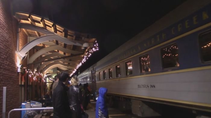 Brought to you by Saratoga & North Creek Railway, it's that time of year again to buy your tickets to The Polar Express!