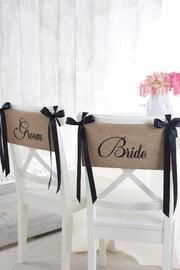 Bride & Groom Sashes