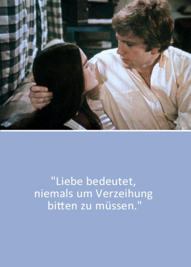 Zum Dahinschmelzen: Die schönsten Liebesfilm-Zitate aller Zeiten