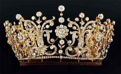 The Poltimore tiara. Princess Margaret's children sold it at auction. I cant wait for it to appear one day so we will know who bought it.