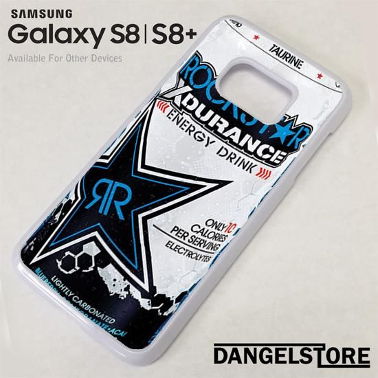 rockstar energy drink xdurance For Samsung S8 | S8 Plus Case