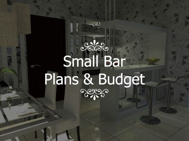 I Will Share To You About Planning A Mini Bar For Your Home. Not Only That,  I Also Will Give A Little Information On The Budget You Need To Prepare To  Make ...