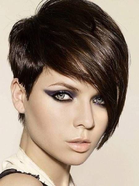17 mejores imágenes sobre cabello en Pinterest Cortes de pelo bob - cortes de cabello corto para mujer