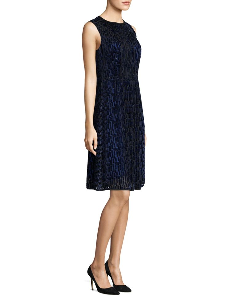Elie Tahari Demetria Shift Dress